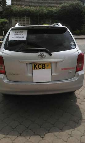 Clean toyota fielder South C - image 7