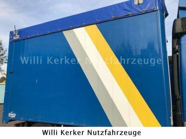 Rückwärtskipper Aufbauten Für Leichtgut 34 M³ - 2010