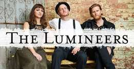 2 Lumineers tickets for sale