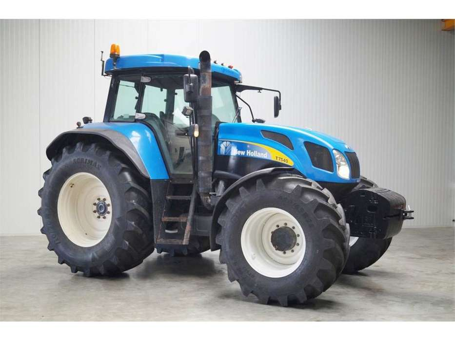 New Holland NH T7540 - 2007 - image 16