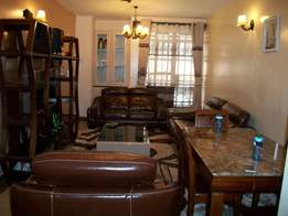 Elegant fully furnished 2 bedroom to let at Roysambu Thika road.