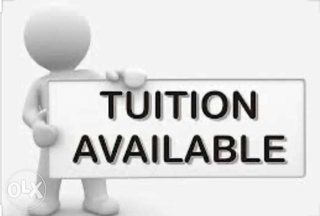 Online Tution available from lkg to grade 8