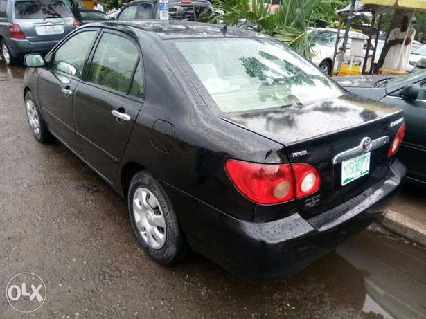 Firstbody Registered 2006 Toyota Corolla LE For N1.350M Amuwo - image 6
