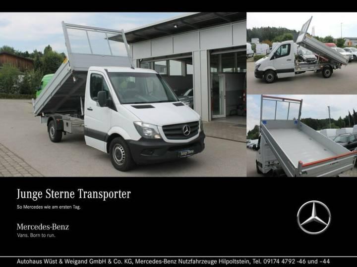 Mercedes-Benz Sprinter 314 BT Klima+3-Seiten-Kipper+Dautel+AHK - 2016
