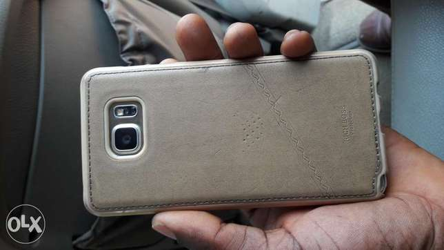 3 weeks old Galaxy Note 5 Dual SIM at give-away price Rumuola - image 6