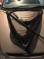 Large fishing landing net