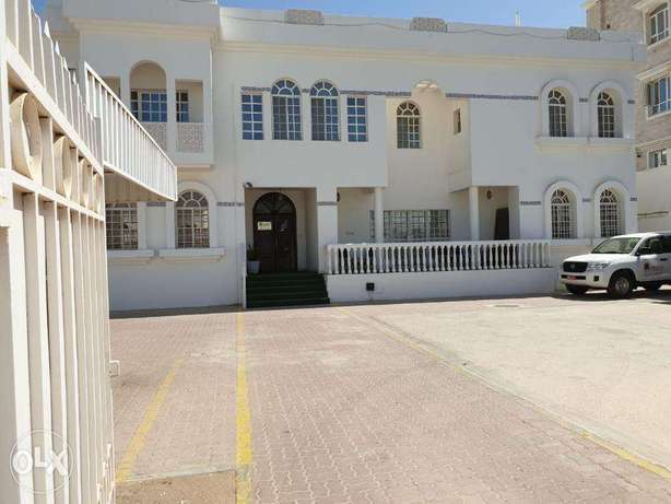 3 Commercial Residential 9 BHK Villa for Rent Al Khuwair | REF 751AM