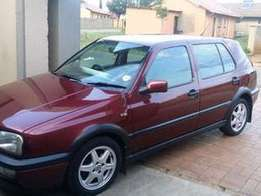Golf 3 Wanted.