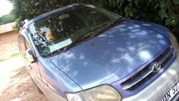 Selling off my toyota Norah