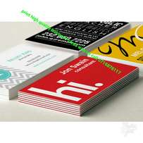 Business Cards printing /designing Call NUMBER on picture.