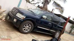 Clean Infiniti QX56 for sale