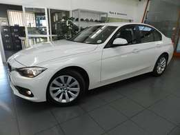 BMW 318i Auto ,2016 model with 30000 km on