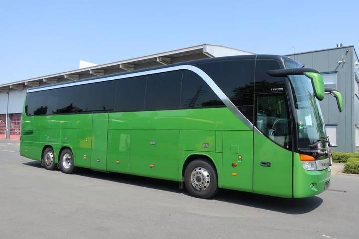Setra S416 HDH - 2013