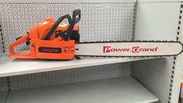 Power Grand 72cc industrial chainsaw
