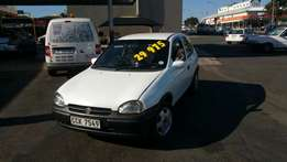 Opel Corsa Lite 1.4 with mag wheels