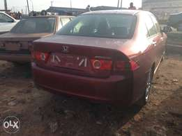 Neatly Foreign Used Honda Accord 02