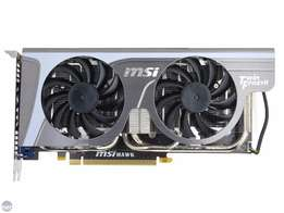 Rare CULT Classic!!! MSI GeForce GTX 460