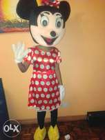 Mickey mouse mascot for hire