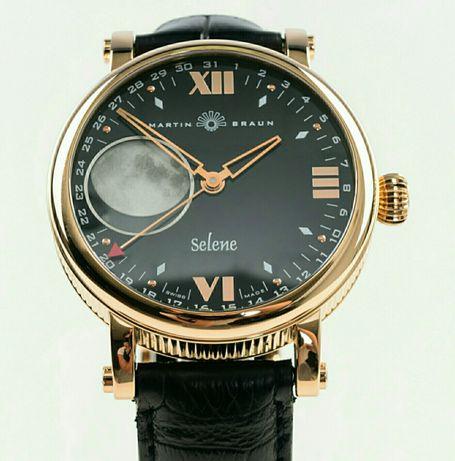Часы Martin Braun Selene B-RG 44mm  17 000   - Наручні годинники ... c77c7ce75a4b1