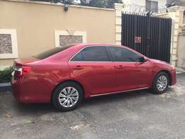 Accident free 2013 toyota camry