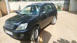 Quick sale Chery Tiggo