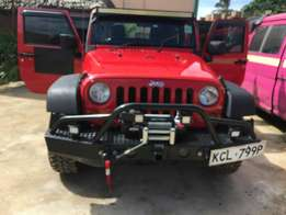 Jeep Wrangler- quick sale