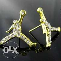 Jordans very rare earings