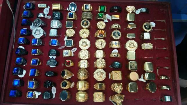 Rings collection Lagos Mainland - image 4