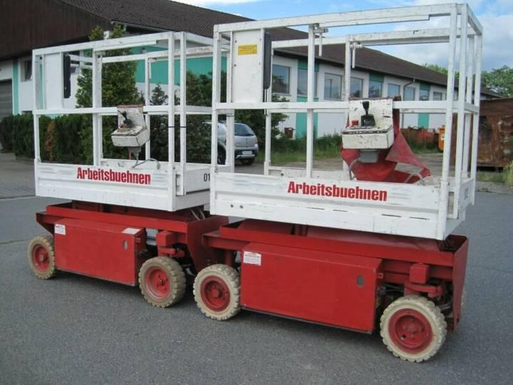 New Holland holland lift typ z-45el8 scherenbühne - 1995