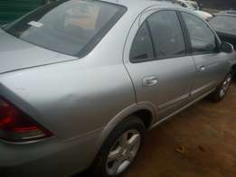 Bought brand-new 010 Nissan sunny