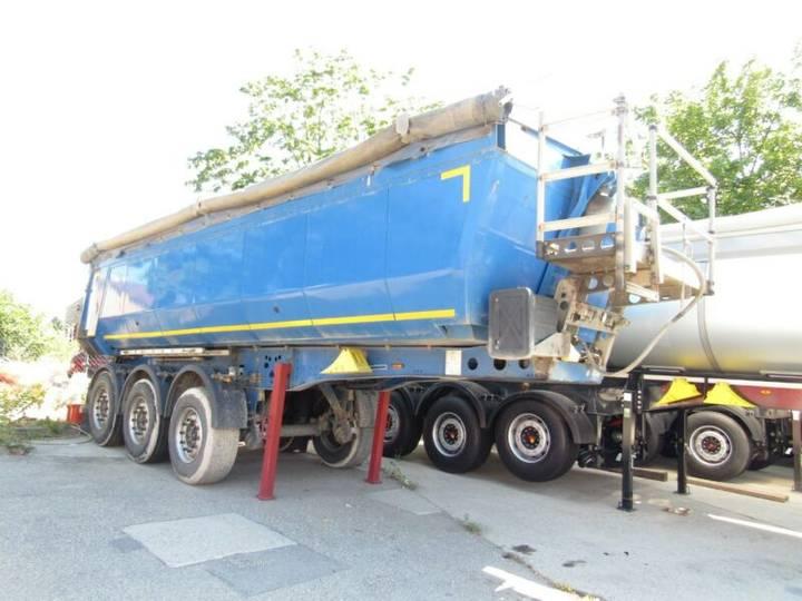 Schmitz Cargobull Thermo Kipper Luftgefedert 2x Vorhanden - 2011
