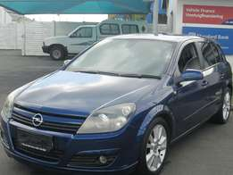 2006 Opel Astra 2.0 Turbocharged Sport