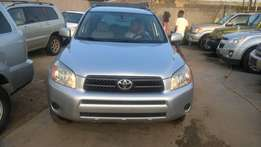 Silver 2007 Toyota Rav4 For Sale!