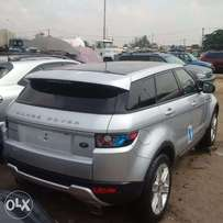 Range rover Evoque 2013. Direct tokunbo