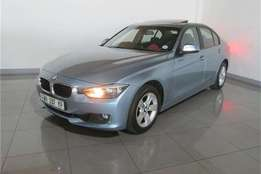 BMW 3 Series 320i 2012 model with full service history