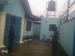 4 bedroom bungalow along off Eliozu Express way port Harcourt