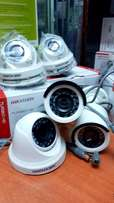 Digital cctv camera with clear day and night image