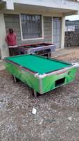 Pool table from poolmasters