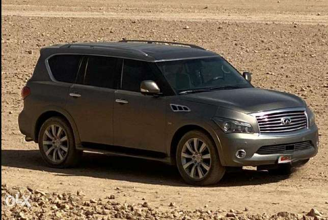 Infinity QX80 -looking for new owner