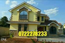 5 br with sq house for sale in kahawa sukari