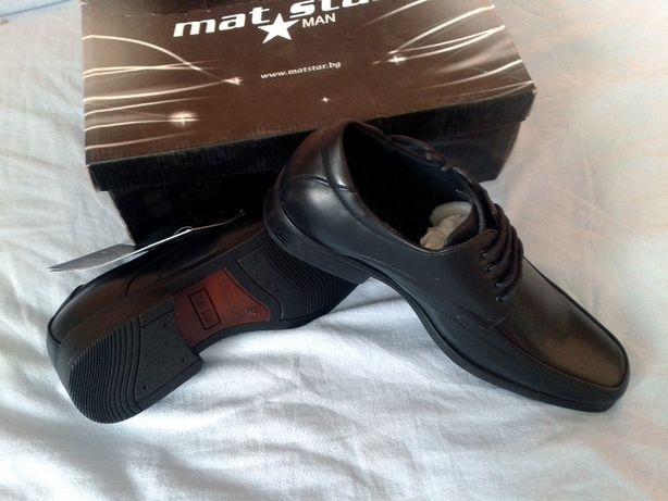 Туфлі мешти чоловічі Mat Star 39  Болгарія  26 6598b54bf49ed