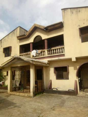 Building for sales at egbeda, Lagos state Mosan/Okunola - image 5