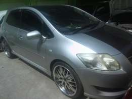 Toyota auris very clean kcd