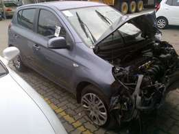 hyundai new and used spares