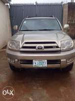 Clean registered 2005 Toyota 4runner