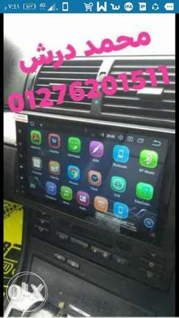 Android dvd bmw e46