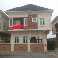 4 Bedroom Duplex with BQ for Rent at ologolo Agungi Lekki