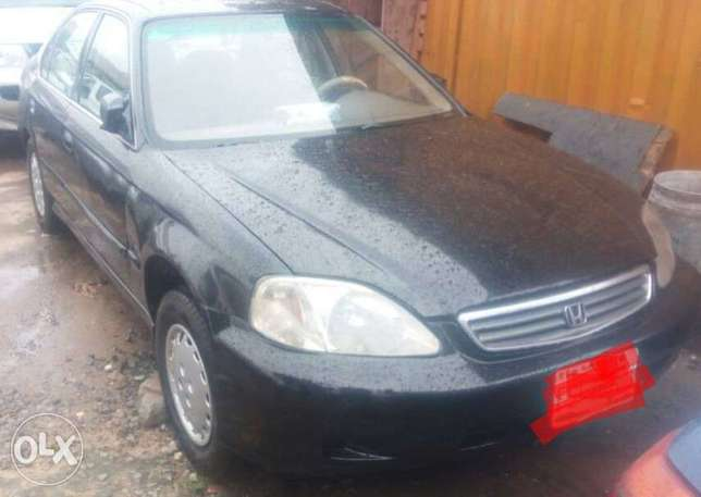 Honda Civic 2000 for sale at an affordable price Lagos Mainland - image 4