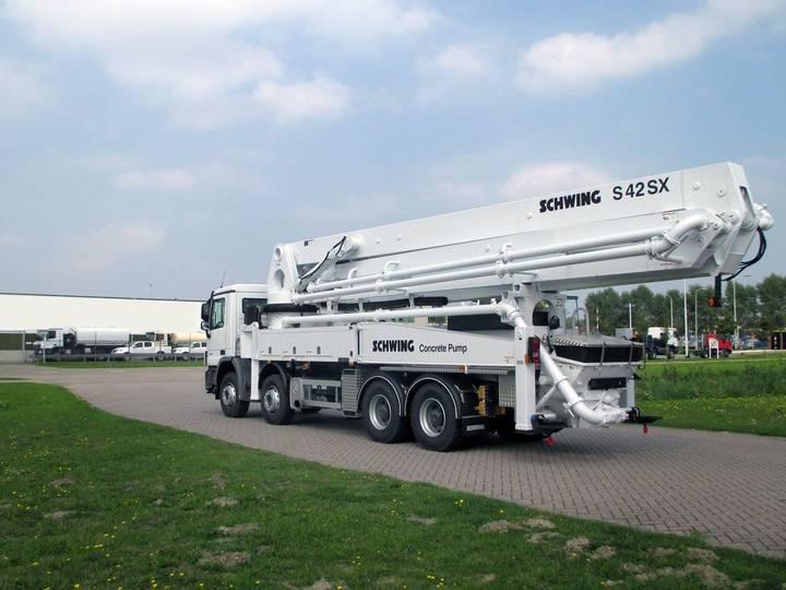 Schwing S 42SX - 2016