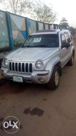 Very sharp registered liberty jeep for quick sale Ejigbo - image 1